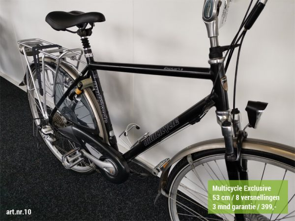 Herenfiets Multicycle Exclusive 53cm