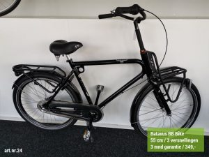 Herenfiets Batavus BB Bike 55cm