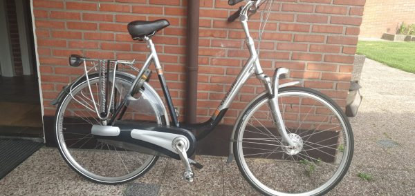 Damesfiets Gazelle Orange 61 cm